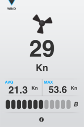 windspeed app