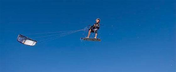 c-shape kite