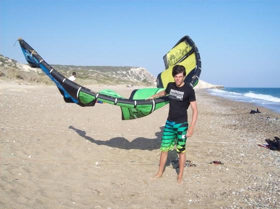 cyprus kitesurfen