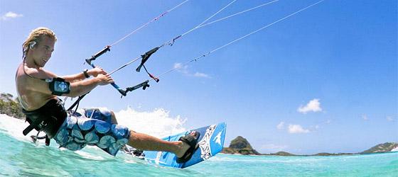 kitesurf muziek ipod