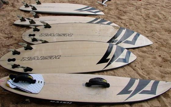 naish waveboards kite 2012 directional
