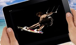 kiteboard ipad game