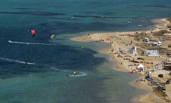 kitesurf greece paros