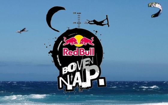red bull boven NAP zandvoort