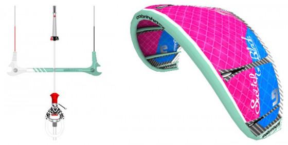 Cabrinha Siren womens kite