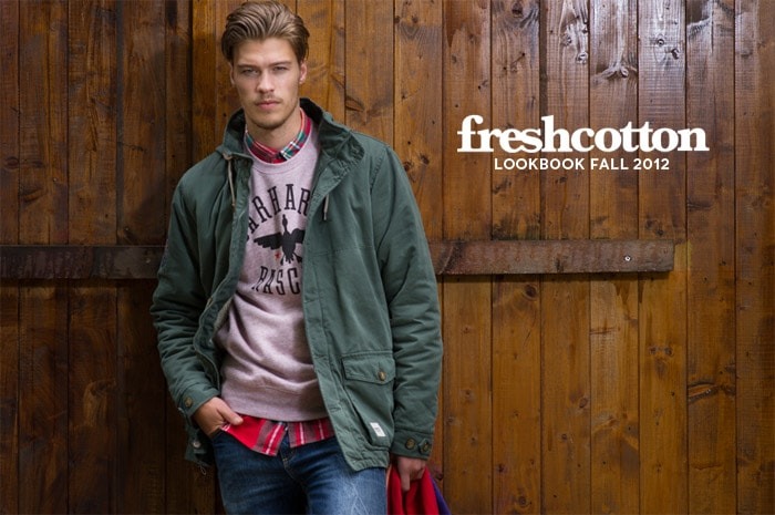 FreshCotton Lookbook fall 2012