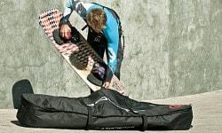 kitesurf bagage tips