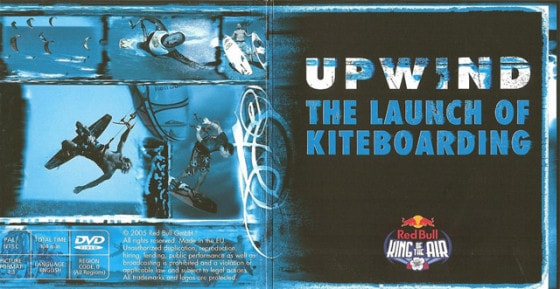 upwind launch of a sport dvd cover
