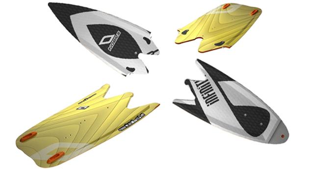 splitboard kiteboards
